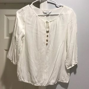 Ivory Old Navy Top